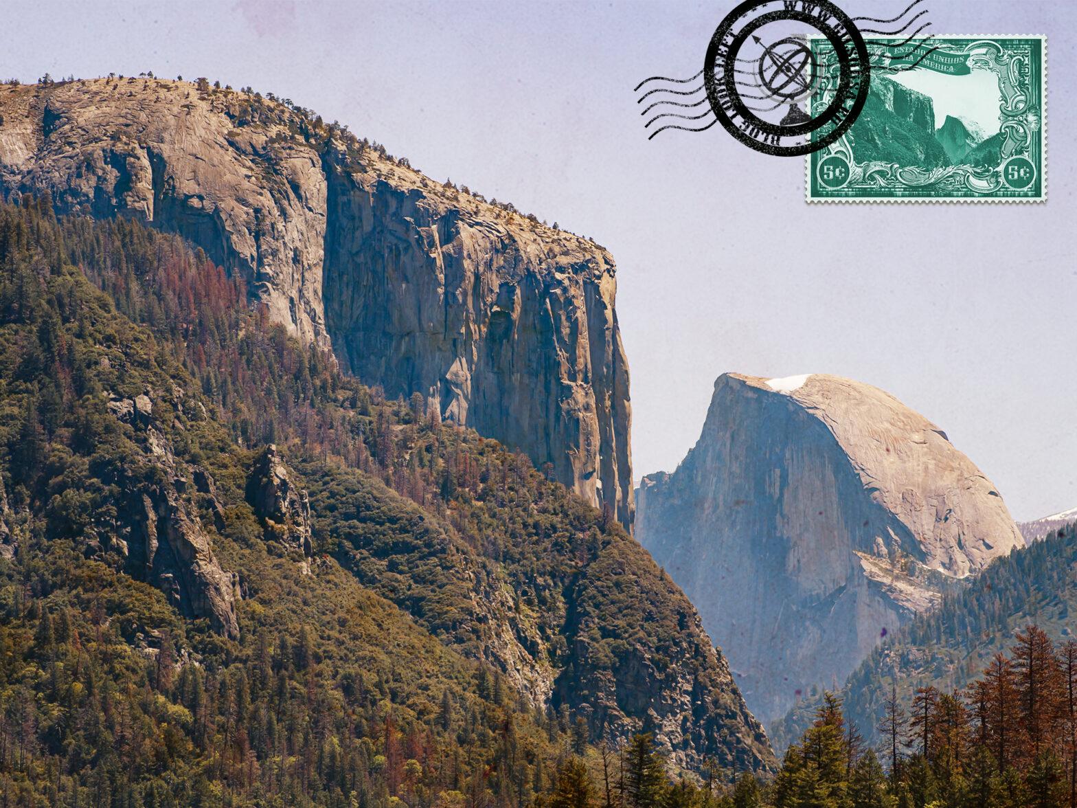 Conhecer o Parque Nacional de Yosemite na Califórnia