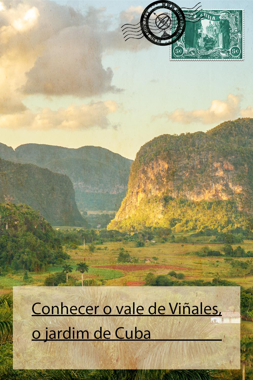 Conhecer o vale de Viñales, o jardim de Cuba