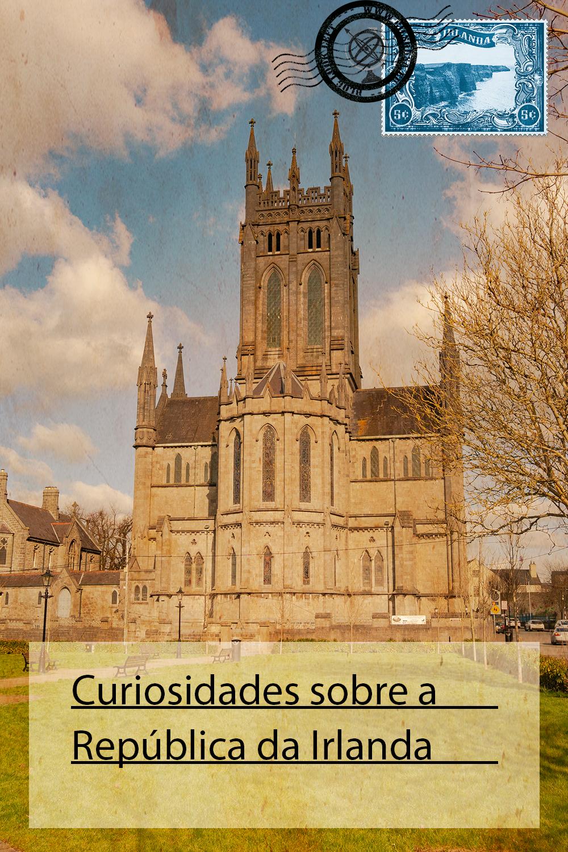 Igreja em Kilkenny - Curiosidades sobre a República da Irlanda