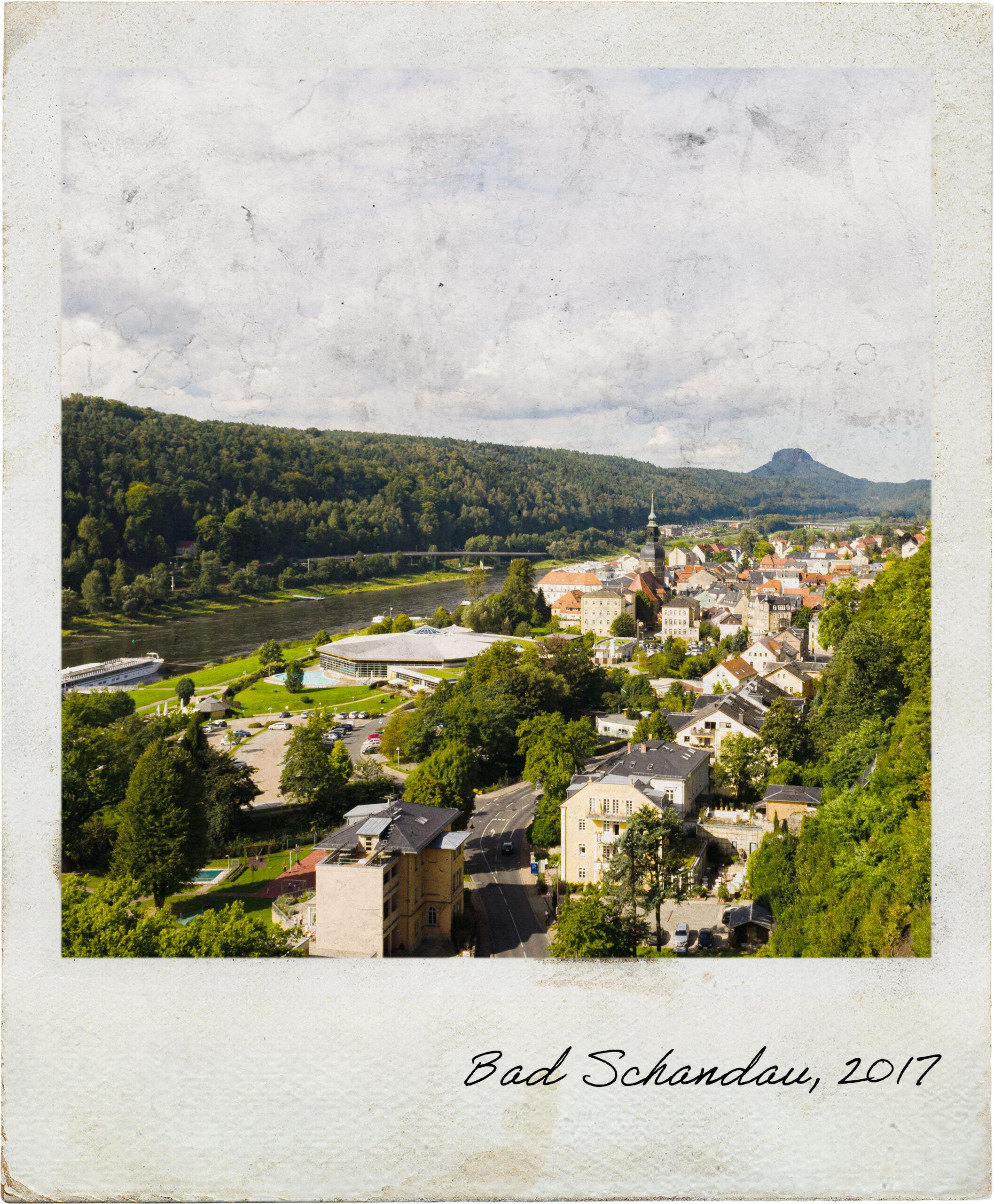 Bad Schandau e o Vale do Elba