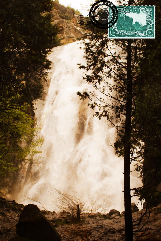 Cascata Roaring River Falls