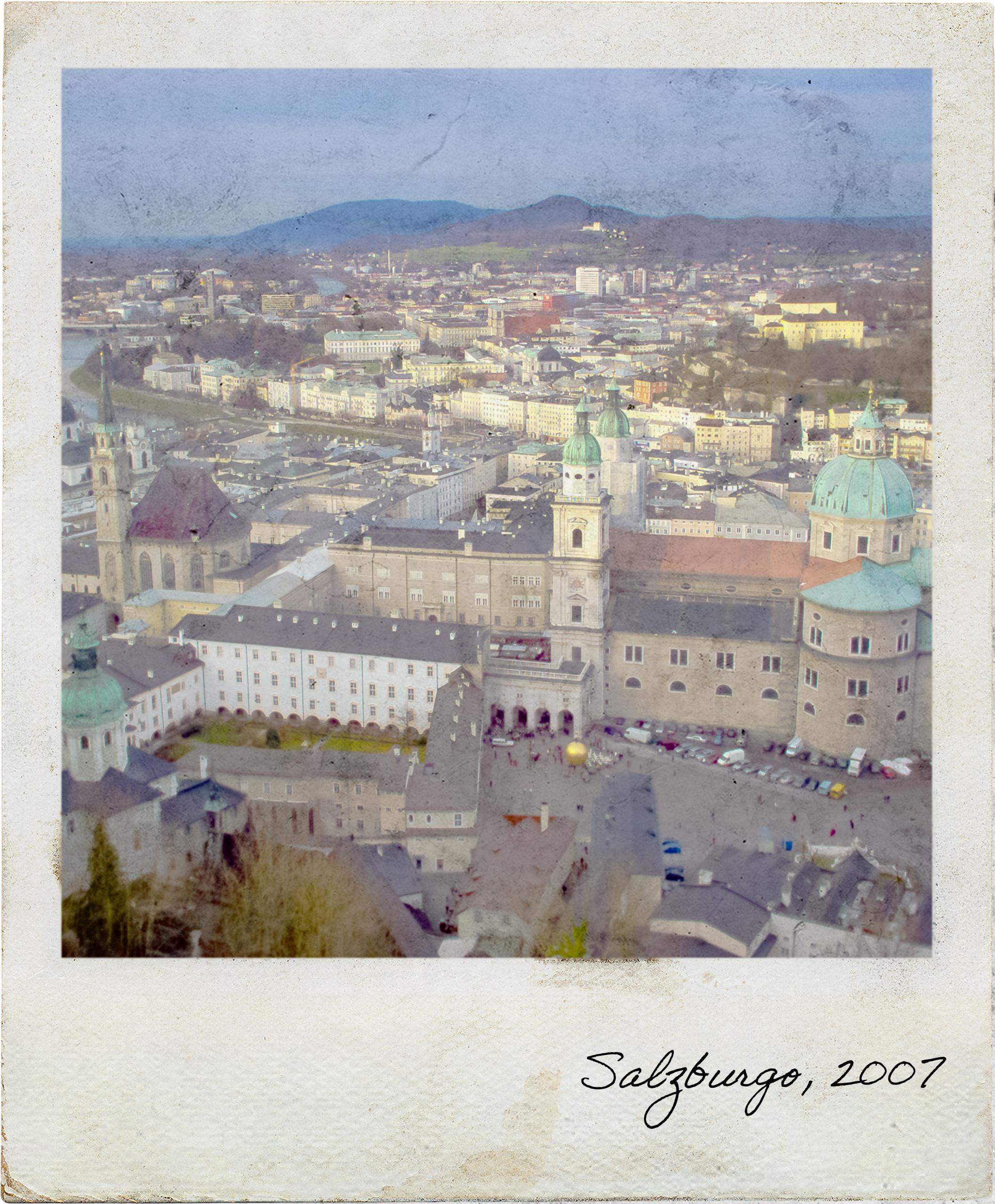 Centro de Salzburgo