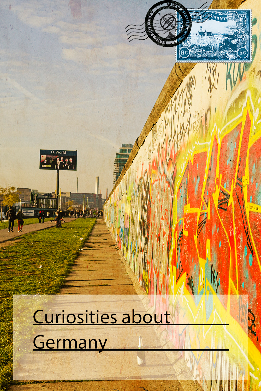 Curiosities about Germany