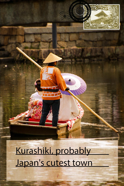 Kurashiki, probably Japan's cutest town