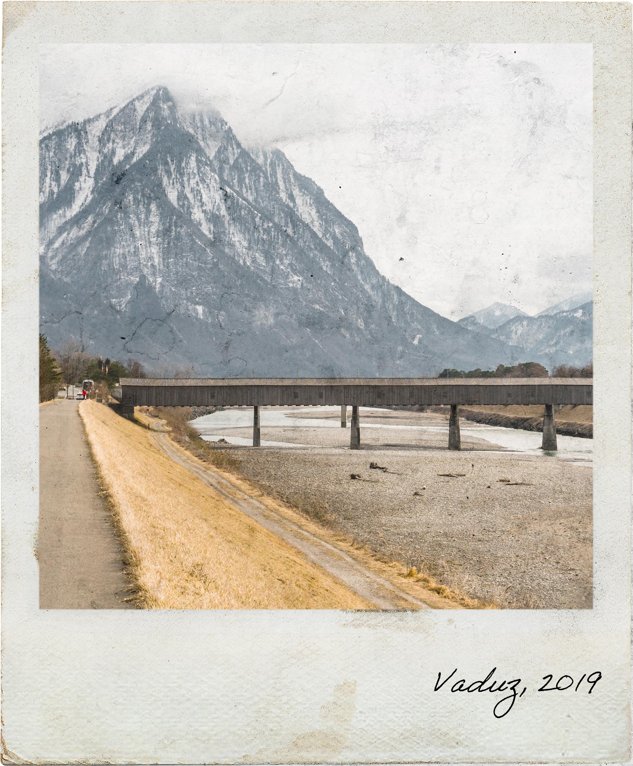 Ponte Velha sobre o Rio Reno