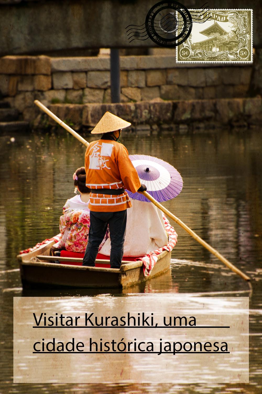 Visitar Kurashiki, uma cidade histórica japonesa