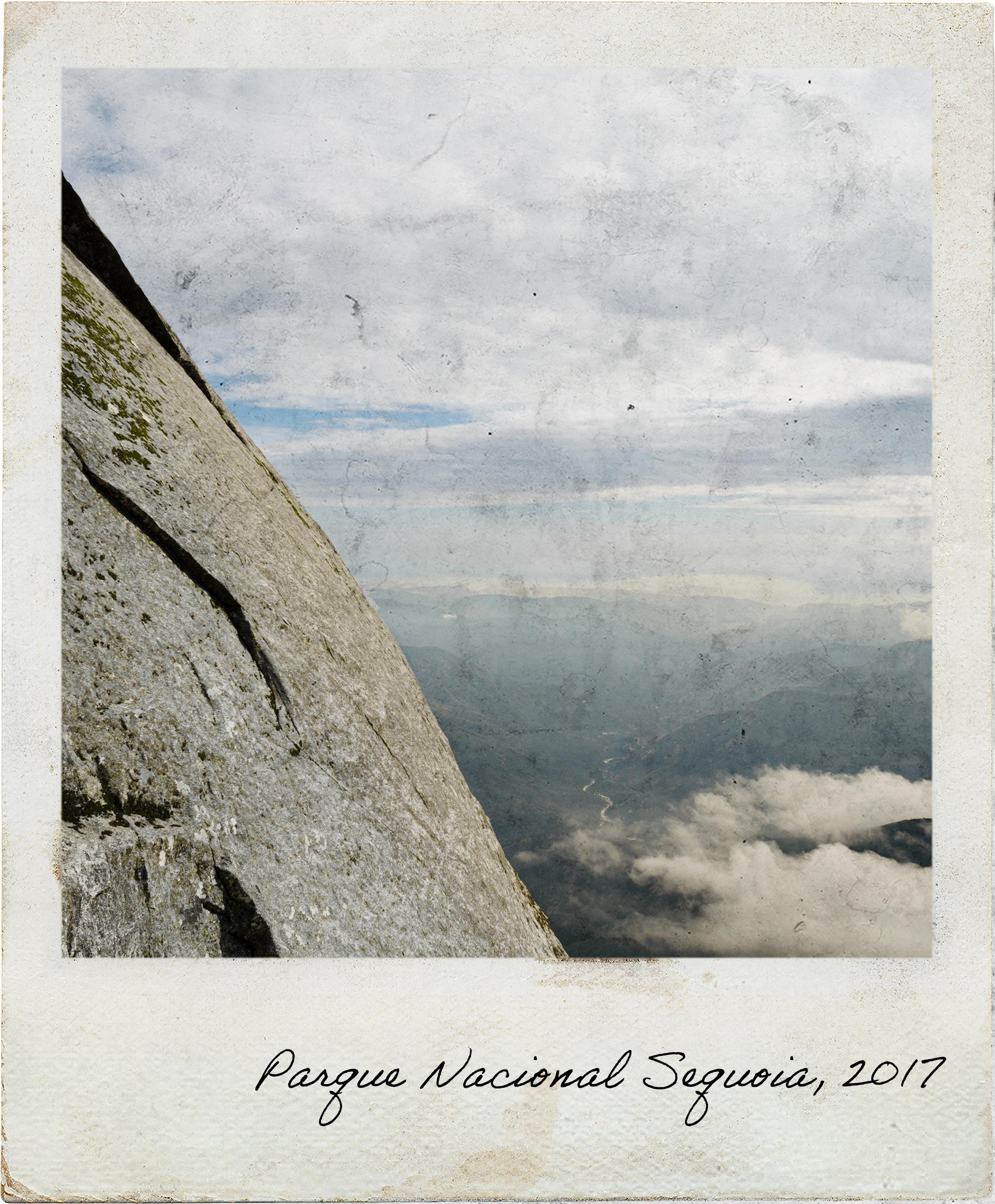 Vista da rocha Moro