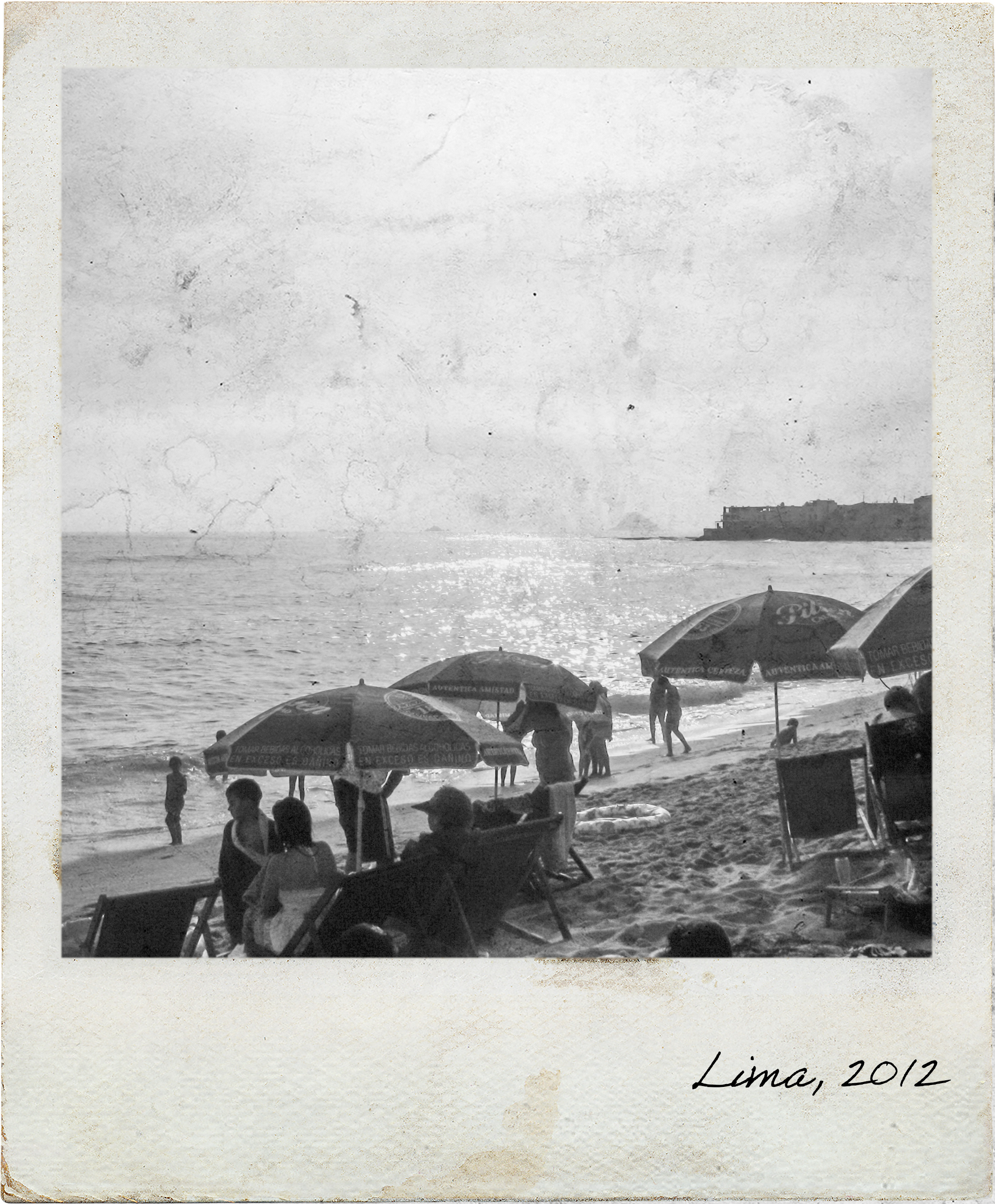 Beach in Lima
