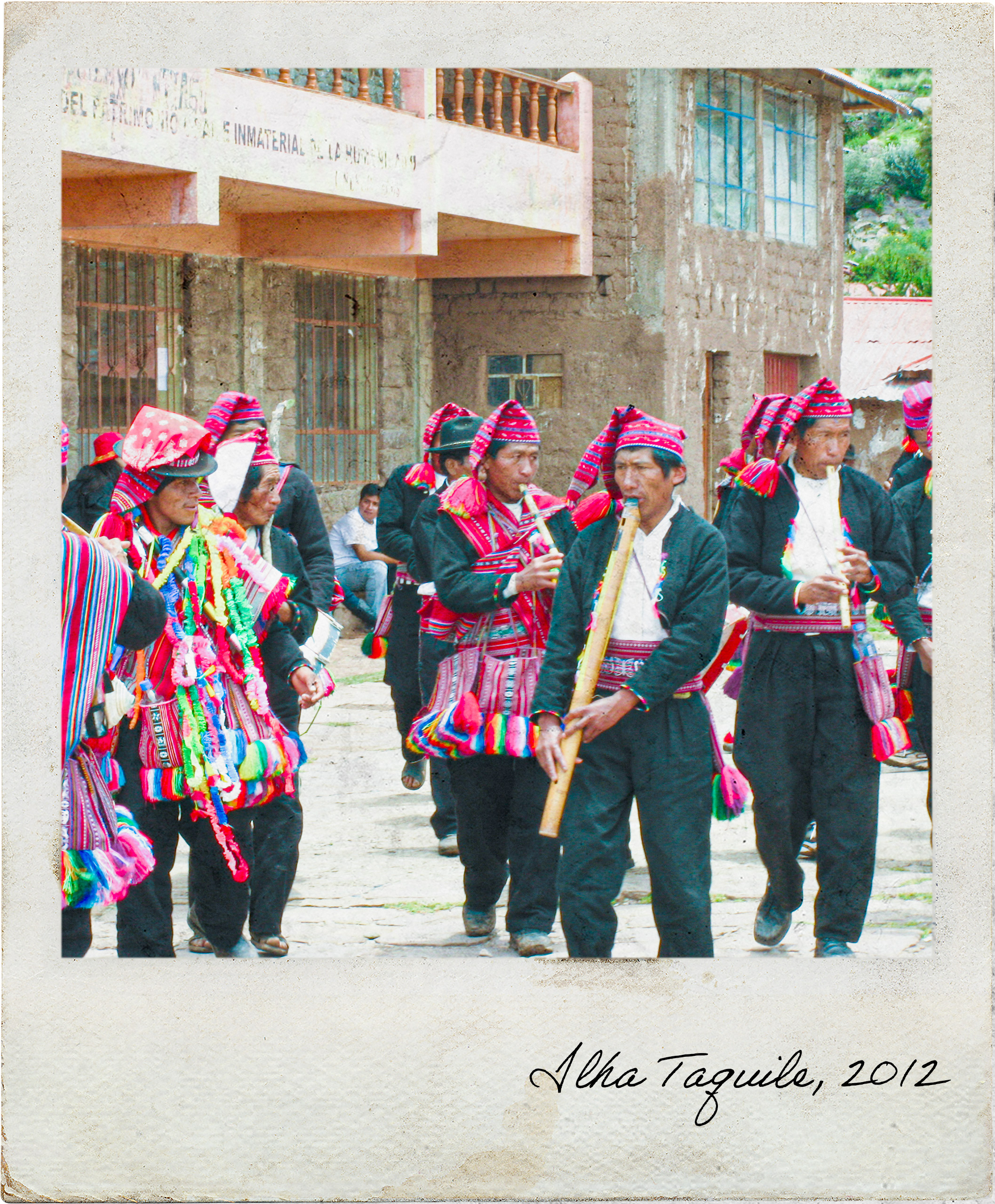 Taquile people