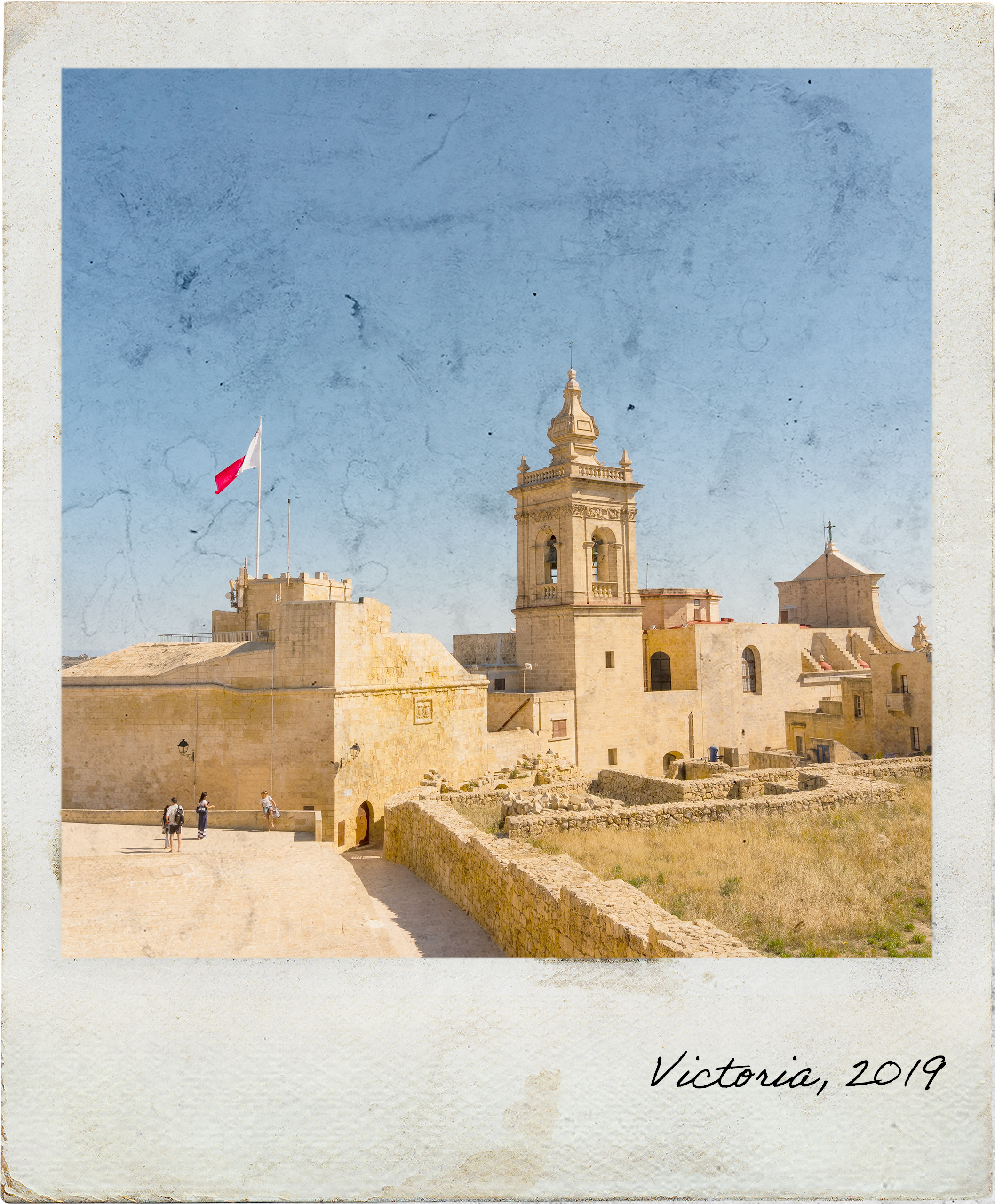 Citadela em Victoria, Gozo