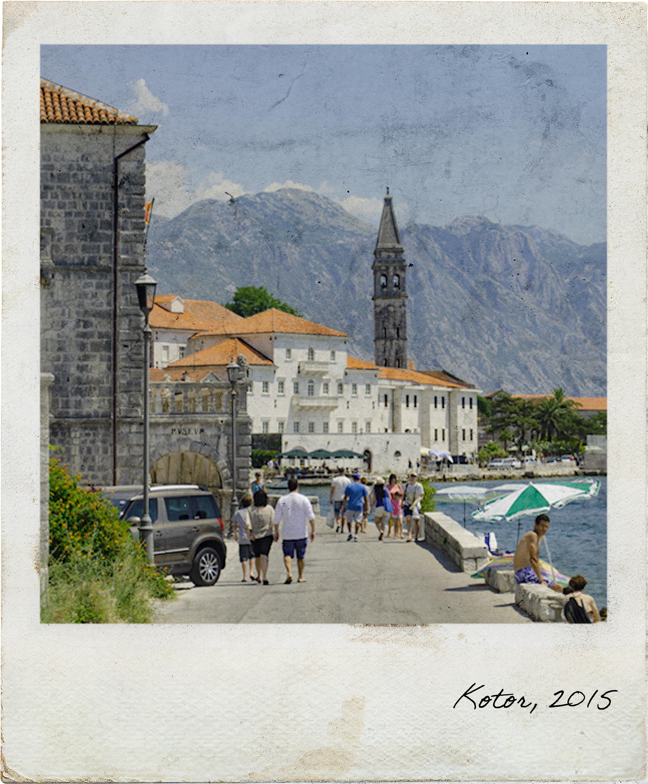 Marginal em Kotor